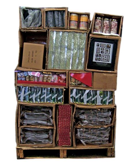 Domestic Accessories Pallet [Home Decor]