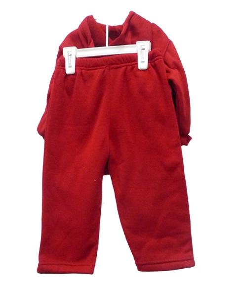 Disney Cars Baby Boy 2 Piece Set [Red]