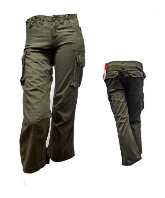 Women's Designer Cargo Pants