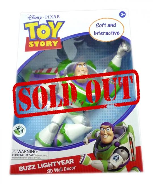 Disney Pixar Wallables - Toy Story Buzz Lightyear