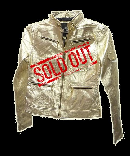 Uniquism Women's Lambskin Leather Jacket