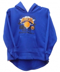 NBA Hooded Sweater Boys [Knicks Blue]