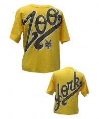 Zoo York Mens T-Shirt [Maize]