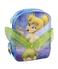 Disney Tinkerbell Backpack 16' with Coin Purse