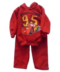Disney Cars Baby Boy 2 Piece Set [Red]