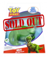 Disney Pixar Wallables - Toy Story Rex
