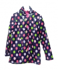 Kids Headquarters Girls Jacket [Navy]
