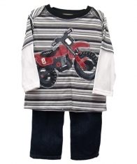 Kids Headquarters Boys 2 Piece Set [Assorted]